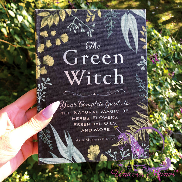 The Green Witch (Hardcover)