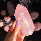 Rose Quartz Generator Point #5