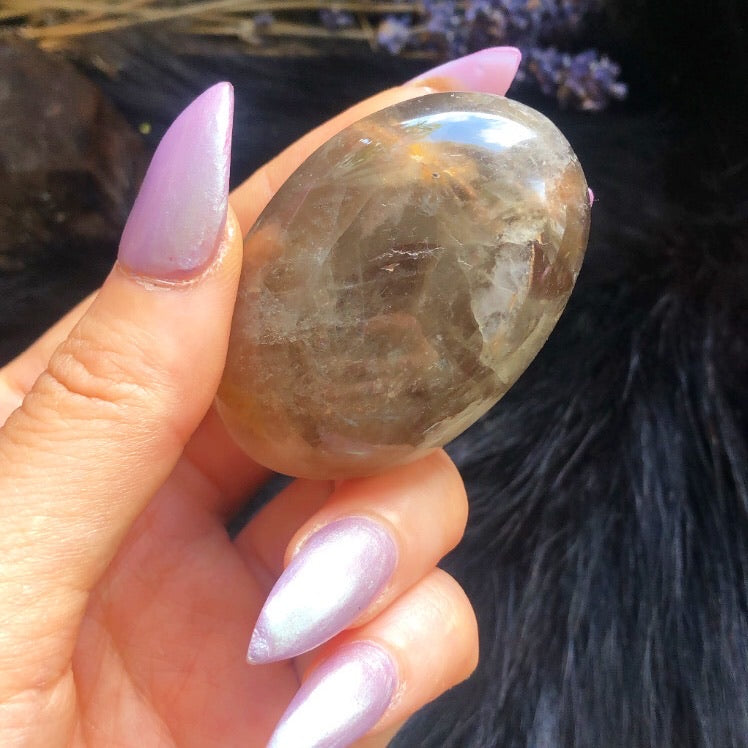 Black Moonstone specimen #2