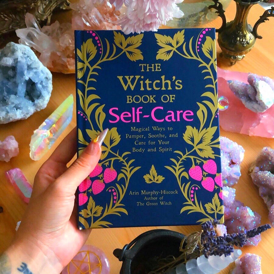 The Witch's Book of Self-Care (Hardcover)