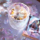 Limited Edition MYSTIC UNICORN The Star Luxury Crystal Candle
