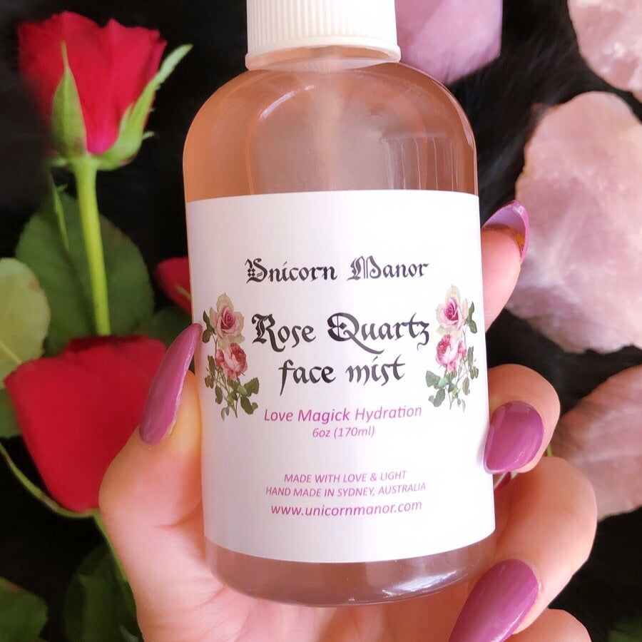 Rose Quartz Face Mist