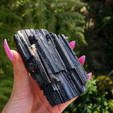 Black Tourmaline Chunk #2