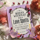 The Modern Witchcraft Guide Book of Love Spells (Hardcover)