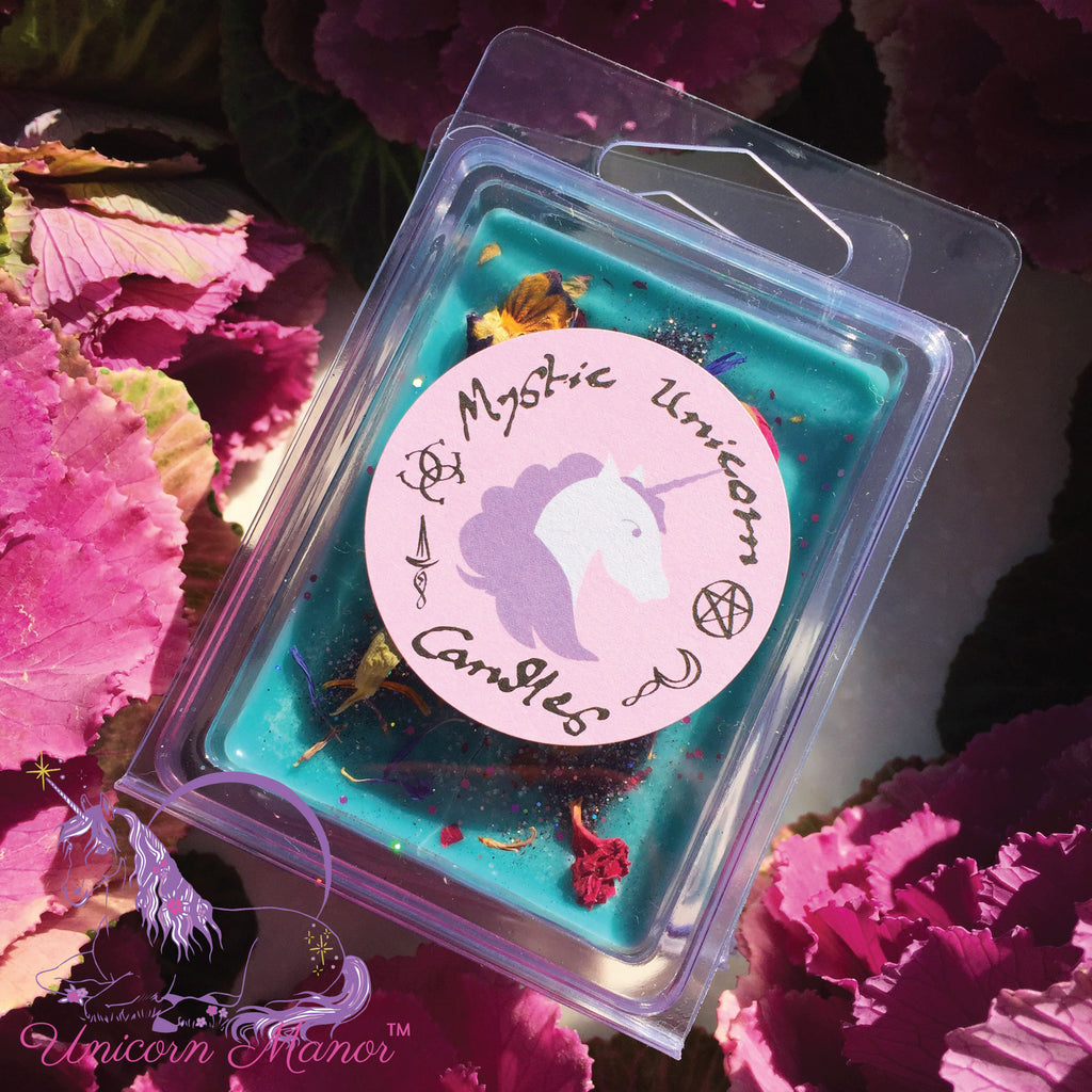 Mystic Unicorn Nymph's Kiss Crystal Wax Melt
