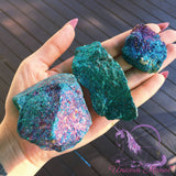 Peacock Ore Natural Chunks