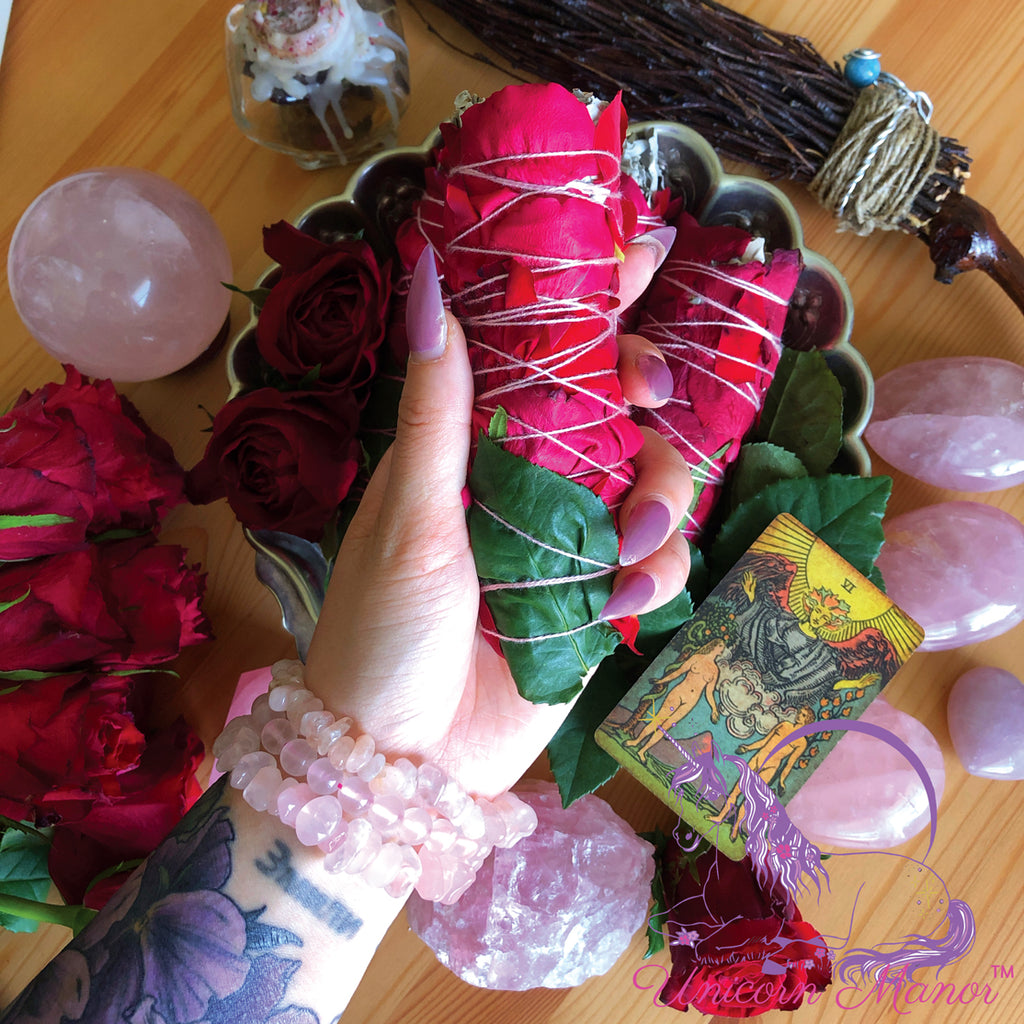 White Sage Sacred Venus Love Bundle