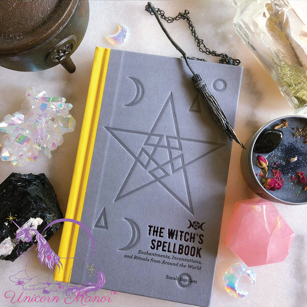 The Witch's Spellbook (Hardcover)