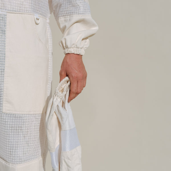 Flow Beekeeper Suit - 3-layer Ventilated Mesh