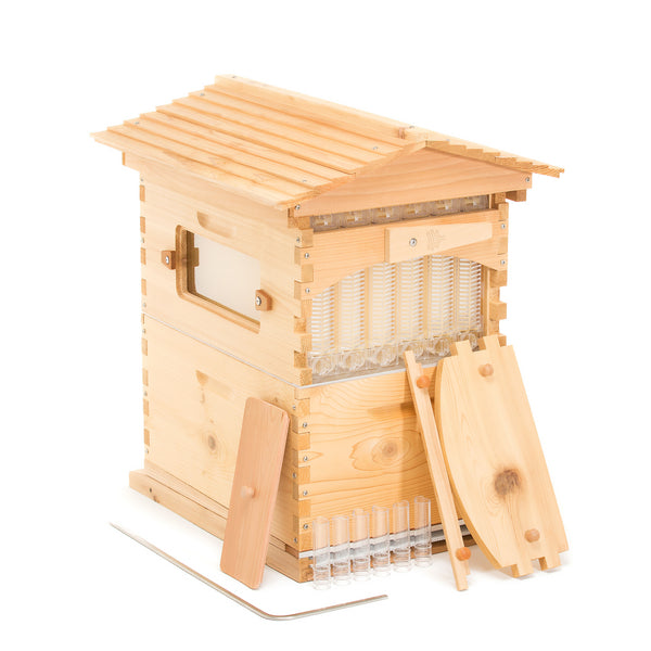 Flow Hive Classic Cedar 6 Frame - Unsealed