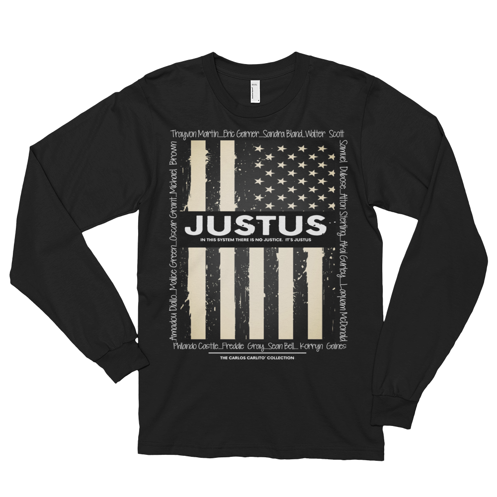 "The ""NO JUSTICE JUSTUS"" Original Tee"
