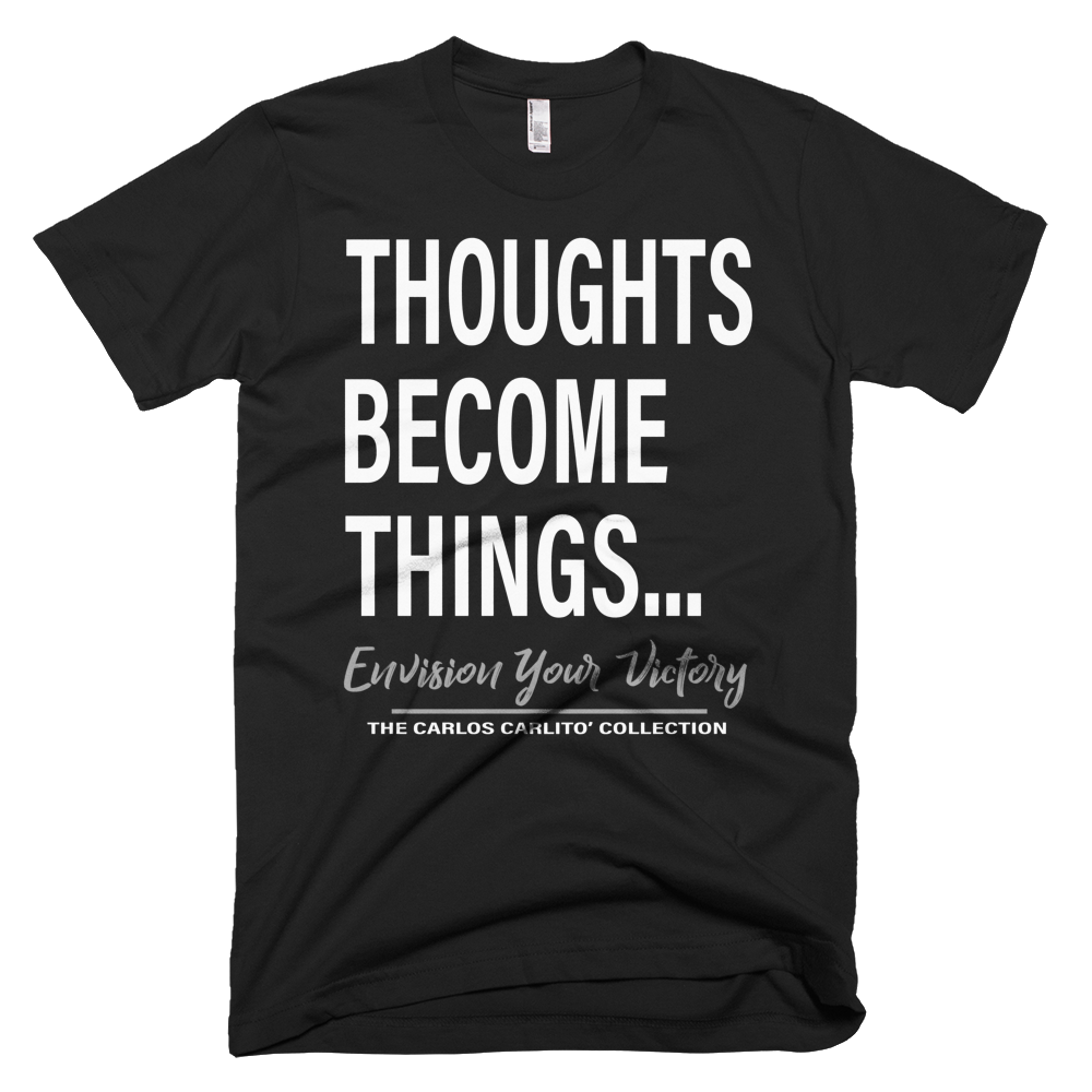 BECOMES THINGS..The Original Tee