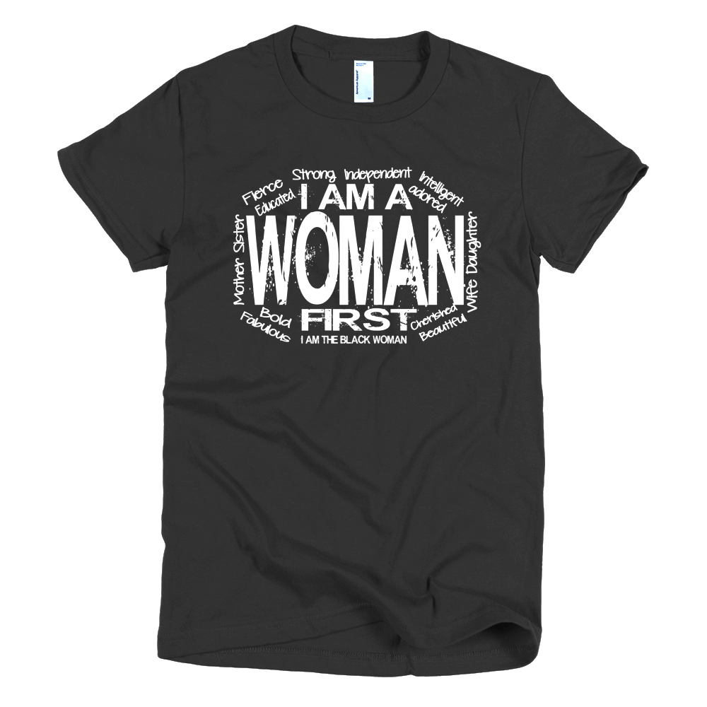 "The ""AM A WOMAN"" Original Tee"