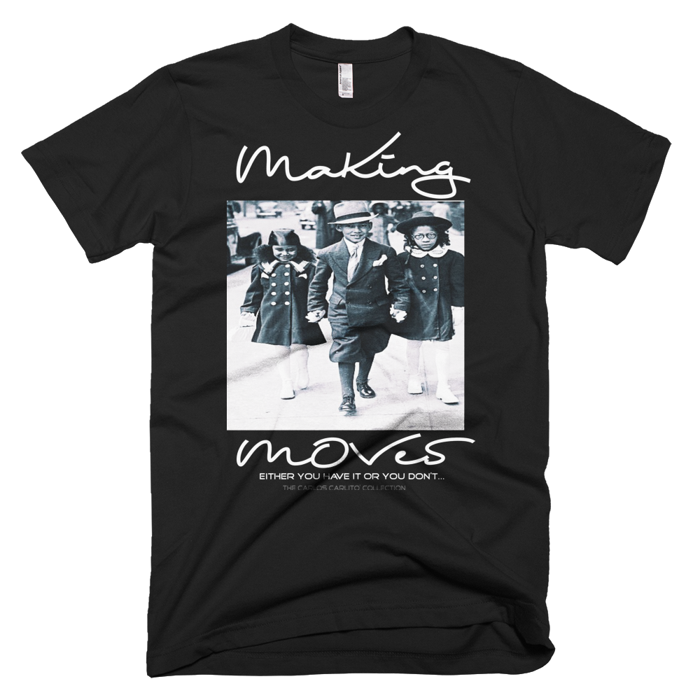 The Making Moves Original Tee