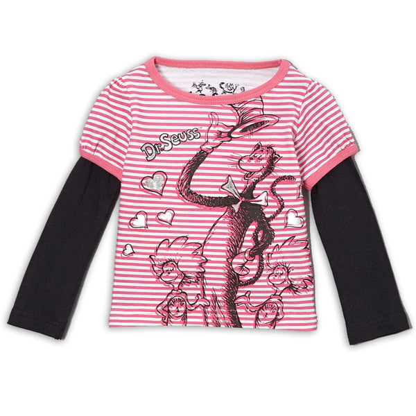 Dr. Suess Long Sleeve Shirt