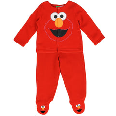 Elmo Fleece 2 Piece