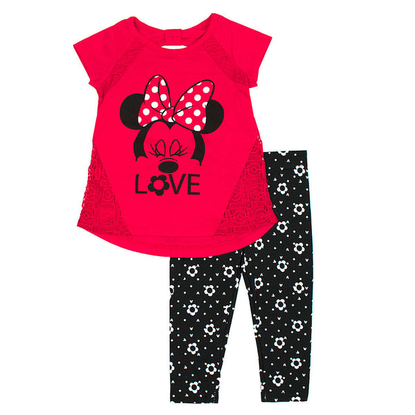 Minnie Top and Leggings