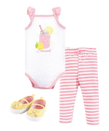 Pink Lemonade and Stripes