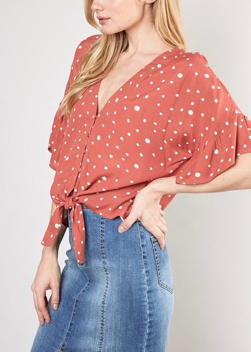 MUSTARD SEED CLOTHING TOP