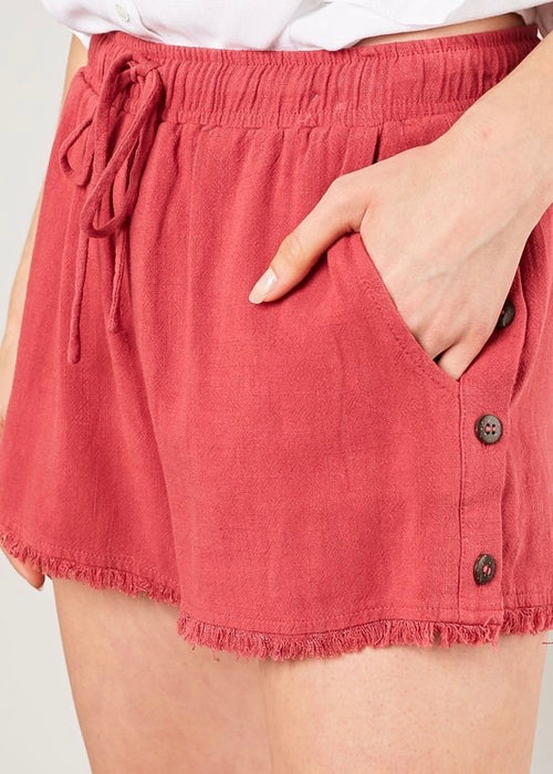 JAYLEEN DRAWSTRING SHORTS
