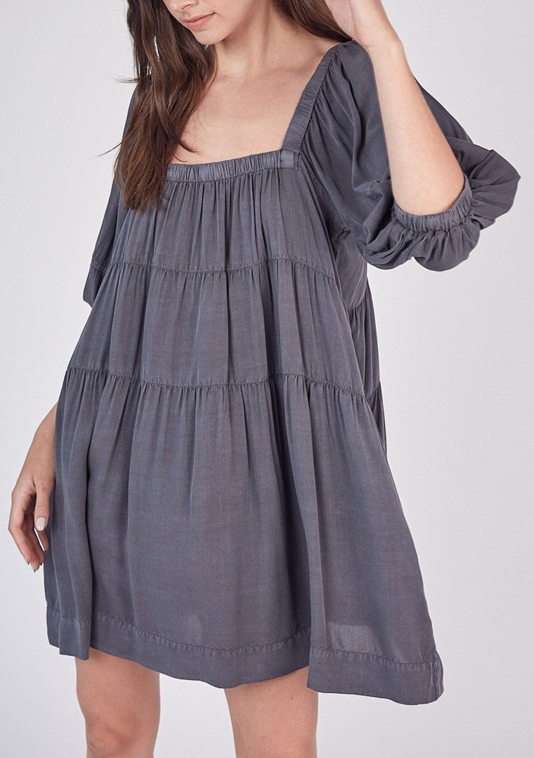 NIKKI BOXY DRESS