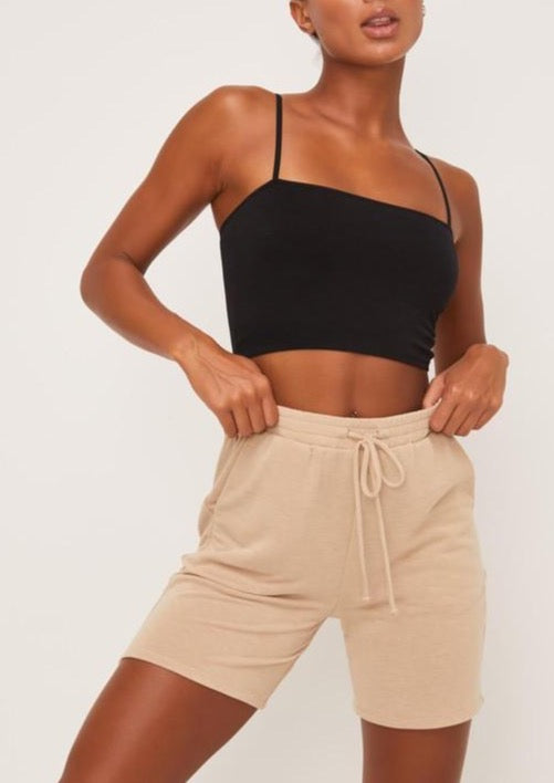 FAITH LOUNGE SHORTS