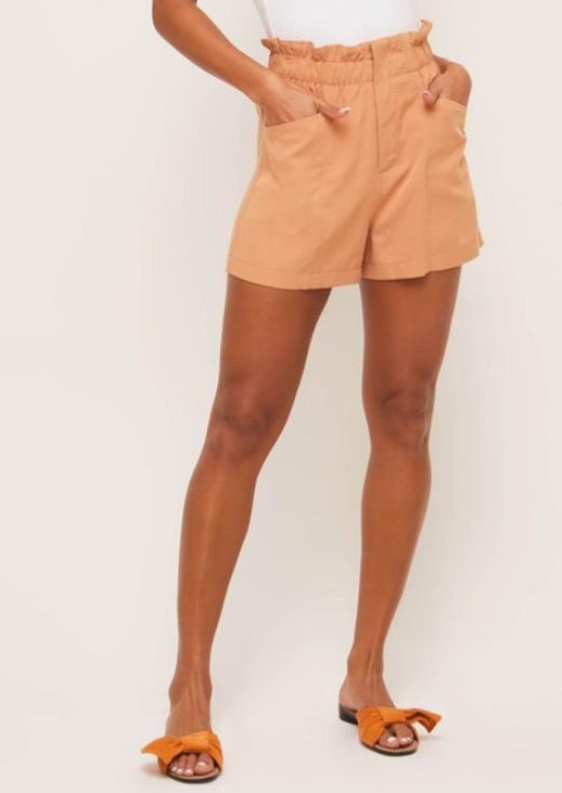 FRONT POCKET SHORTS