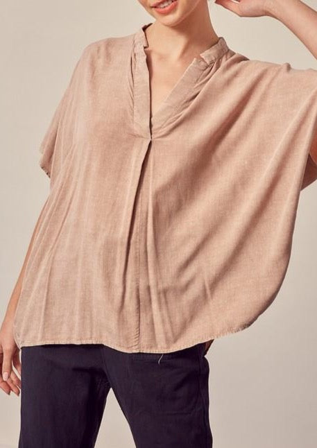 LEXY OVERSIZED TOP