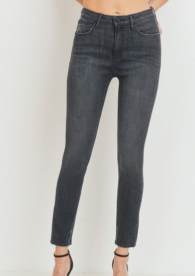 ROXY MID RISE SKINNY JEANS