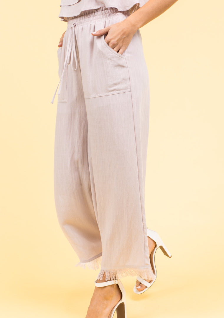 PAPERBAG LOUNGE PANTS