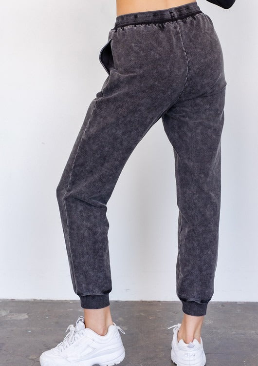 JASPER WASHED SWEATPANTS