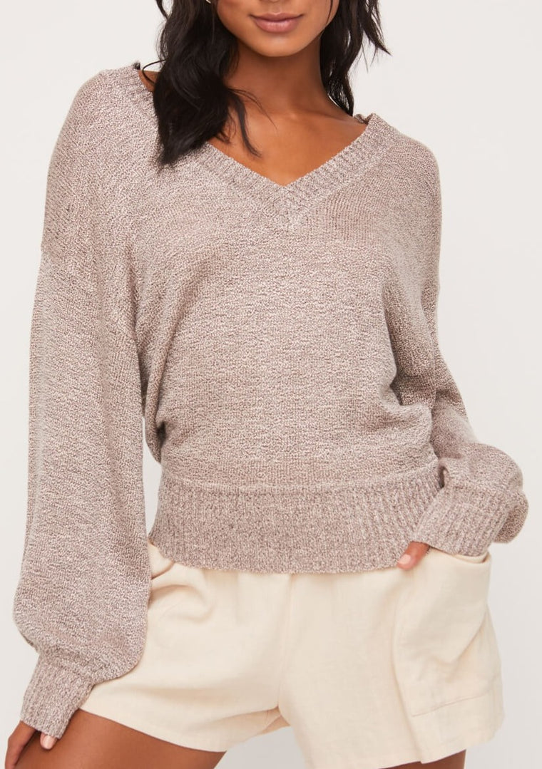 LEIGH KNIT SWEATER