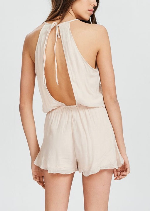 OFF WHITE ROMPER
