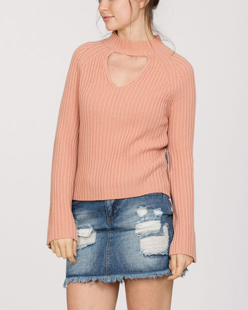 PAM WIDE SLEEVE SWEATER