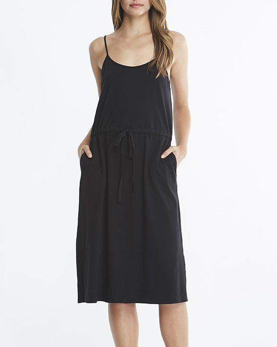 LEAH TIE WAIST DRESS