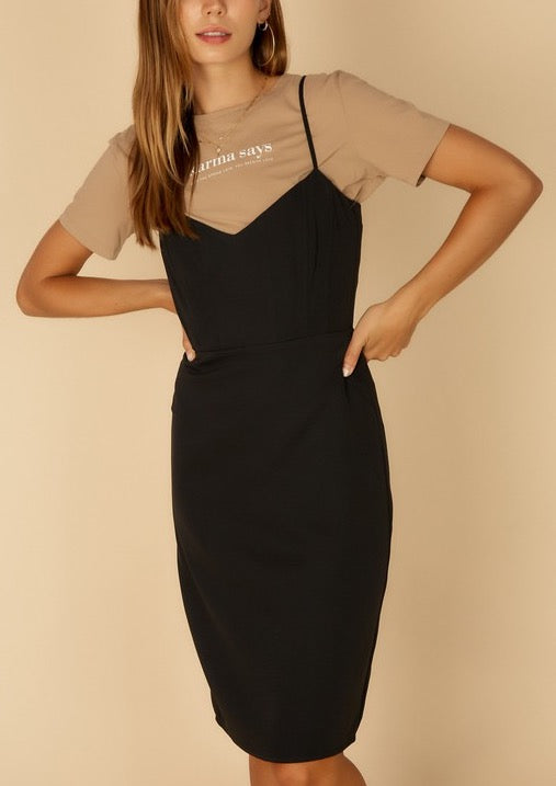 KIKI BODYCON DRESS