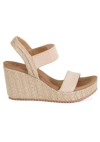 KAYLIN JUTE WEDGES