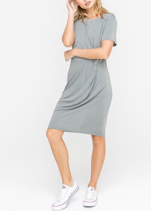 SARA COMFY JERSEY DRESS