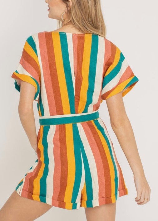 LOLA COLOR POP ROMPER