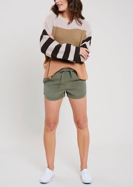 DIANA DRAWSTRING SHORTS