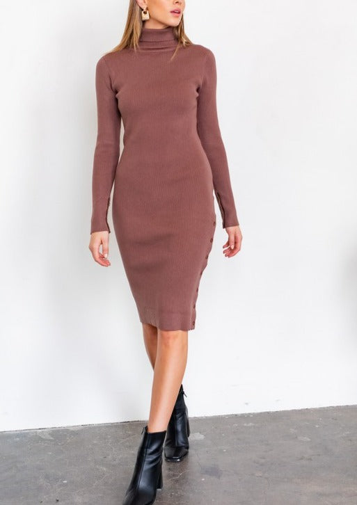 CONNIE MIDI DRESS