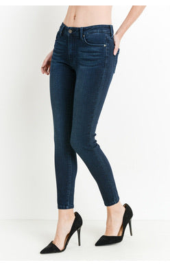 ISABELLA MID RISE ANKLE JEAN