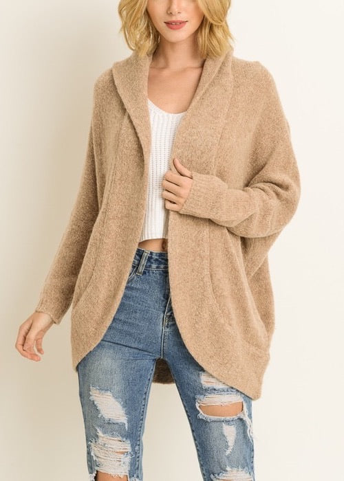 JACKIE SWEATER CARDIGAN