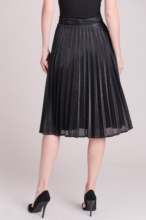 JASMINE METALLIC SKIRT