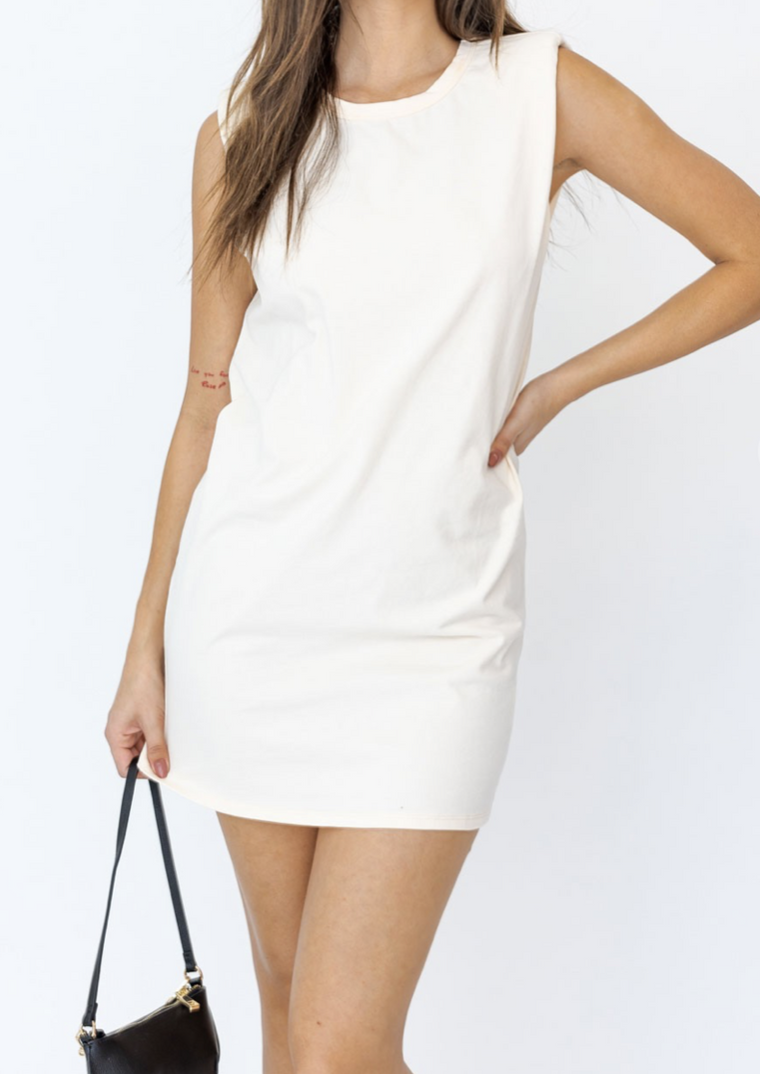 FREDDI MINI SHIRT DRESS