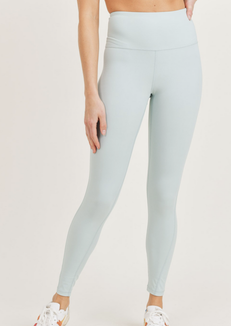 VERA ZIP POCKET LEGGINGS