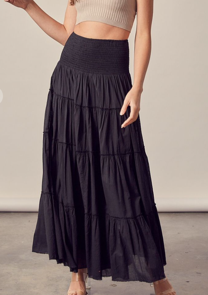 BROOKE MAXI SKIRT