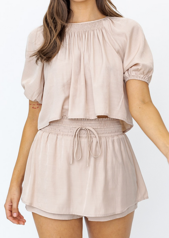 ARI PUFF SLEEVE TOP