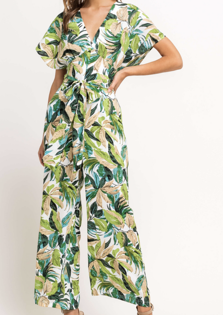KYM TROPICAL JUMPSUIT