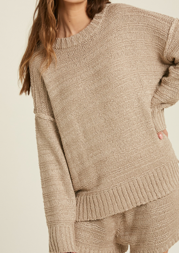 ELIANA KNIT SWEATER